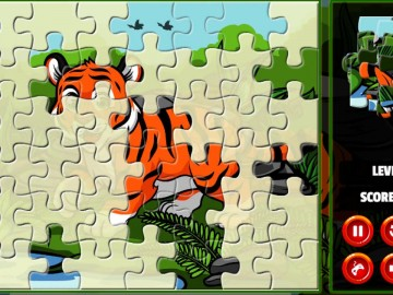 Big Cats Jigsaw